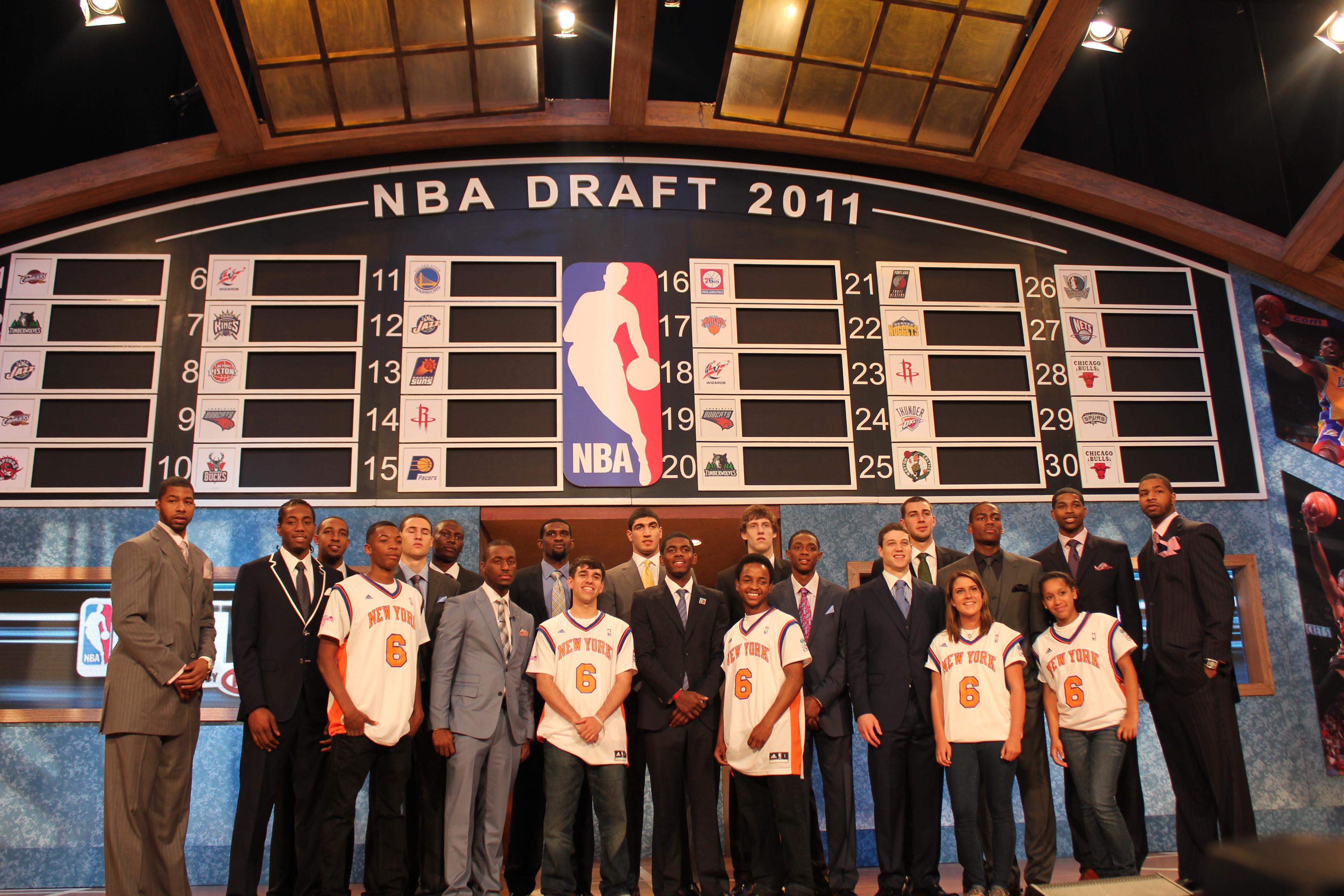 Nba Draft: NBA Draft Experience