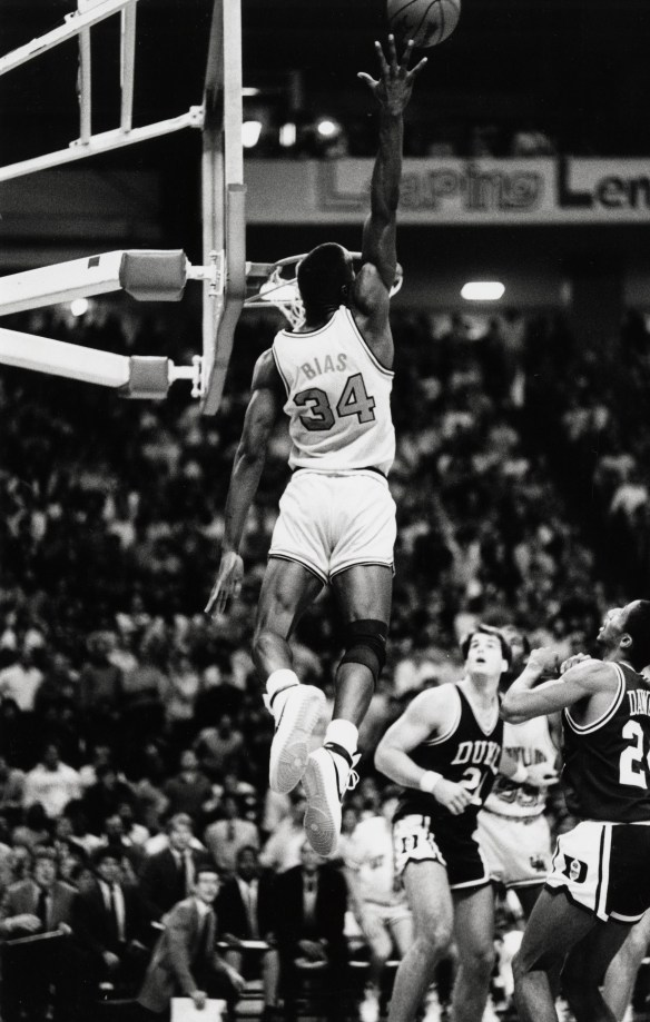 len bias It's been nearly 30 years since ncaa basketball superstar len bias died from a  cocaine overdose  just two days after he was selected as the.