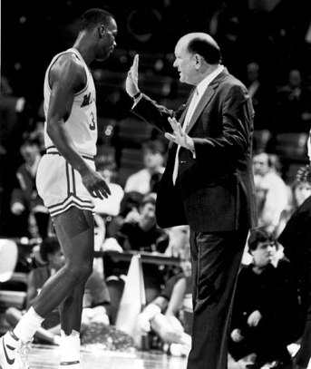 Today many still wonder if Lefty Driesell turned a blind eye to Bias' off the court issues.