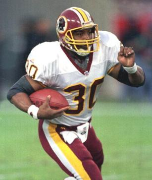 Brian Mithcell played in the NFL for over 10 years and won a Super Bowl with the Washington Redskins.